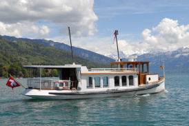 MS Jolimont Thunersee